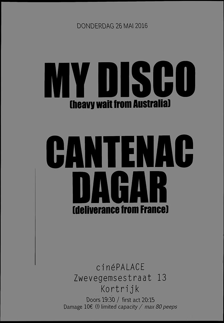 cantenac_dagar_my_disco4 - Cllkjopiemmm